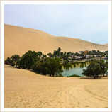 Trips to Huacachina