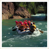 Whitewater Rafting in Cusco