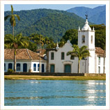 Paraty Beaches on your Iguazu Falls holiday